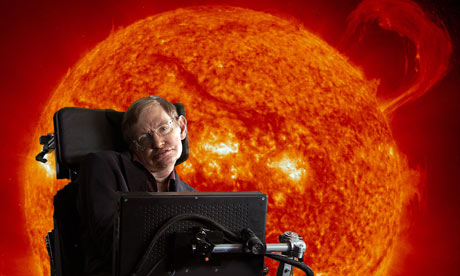 Synformers Stephen Hawking Commercial
